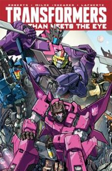 Transformers: More Than Meets the Eye, Volume 9 - Book #9 of the Transformers: More Than Meets the Eye