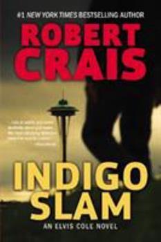 Paperback Indigo Slam: An Elvis Cole Novel Book