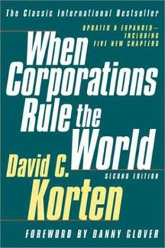 Paperback When Corporations Rule the World Book