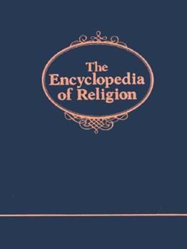 Encyclopedia of Religion 0029097304 Book Cover