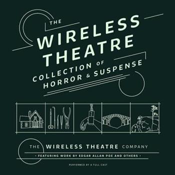 Audio CD The Wireless Theatre Collection of Horror & Suspense Book