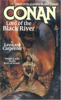 Conan Lord of the Black River - Book  of the Conan the Barbarian