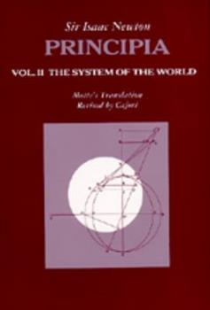 Paperback Principia: Vol. II: The System of the World Book