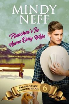 Paperback Preacher's In-Name-Only Wife: Small Town Contemporary Romance Book