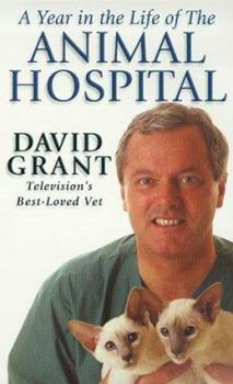 A Year in the Life of the Animal Hospital (Charnwood Large Print Library Series) 0671018159 Book Cover