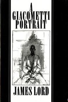 Paperback A Giacometti Portrait Book
