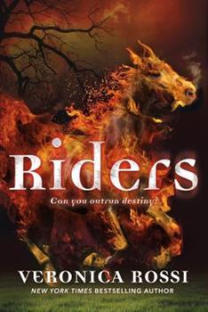 Riders 0765382547 Book Cover