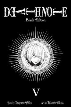 Death Note: Black Edition, Volume 5 - Book  of the Death Note