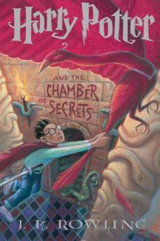 Harry Potter and the Chamber of Secrets 0439064864 Book Cover