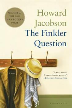 The Finkler Question 1408818469 Book Cover