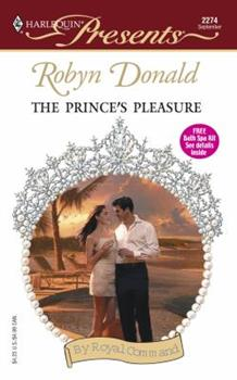 Mass Market Paperback The Prince's Pleasure (By Royal Command) Book
