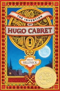 Hardcover The Invention of Hugo Cabret Book