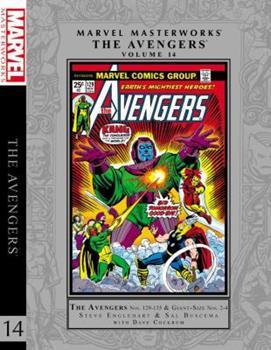 Marvel Masterworks: The Avengers, Vol. 14 - Book  of the Avengers 1963-1996 #278-285, Annual