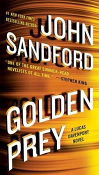 Paperback Golden Prey Book