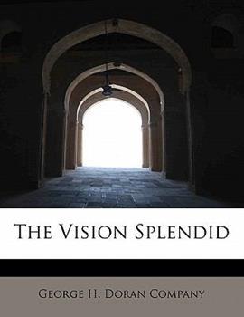 Paperback The Vision Splendid Book