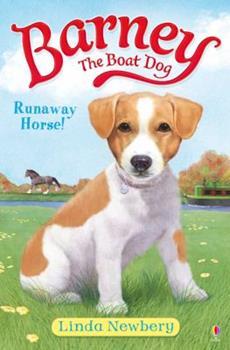 Paperback Runaway Horse! Book