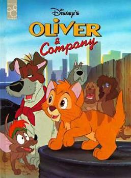 Disney's Oliver and Company - Book  of the Disney's Wonderful World of Reading