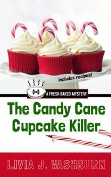 The Candy Cane Cupcake Killer 0451416716 Book Cover