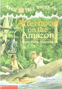 Paperback Afternoon on the Amazon Book