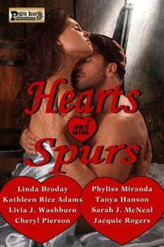 Hearts and Spurs 1494990407 Book Cover