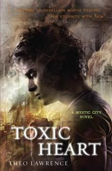 Toxic Heart 0385741626 Book Cover