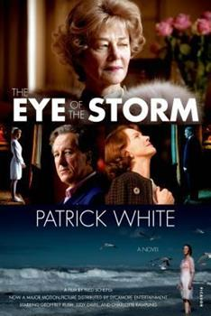 The Eye of the Storm 0140039635 Book Cover
