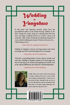 Wedding in Yangshuo: A Memoir of Love, Language, And the Journey of a Lifetime to the Heart of China 1543915329 Book Cover