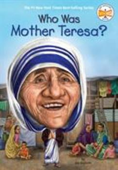 Quien Fue La Madre Teresa? - Book  of the Who Was/Is...?