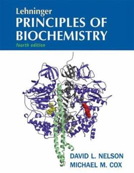 Hardcover Principles of Biochemisrty Book