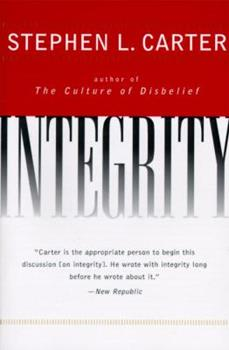 Integrity 0060928077 Book Cover