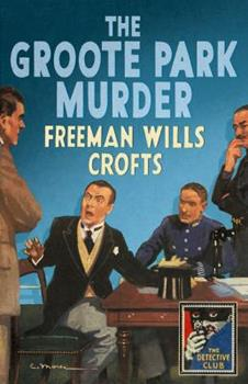 The Groote Park Murder 0008328528 Book Cover