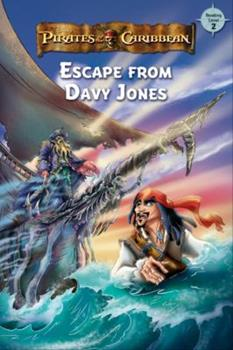 Pirates of the Caribbean: Escape from Davy Jones (Pirates of the Caribbean: Jack Sparrow) 1423106229 Book Cover