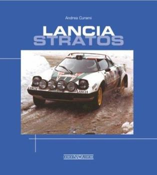 Hardcover Lancia Stratos: Thirty Years Later Book