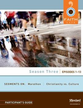 Hardcover Season Three: Episodes 1-13: Participant?s Guide (Faith Café) Book