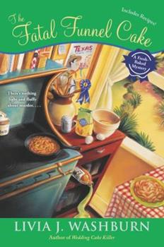 The Fatal Funnel Cake: A Fresh-Baked Mystery 0451416627 Book Cover