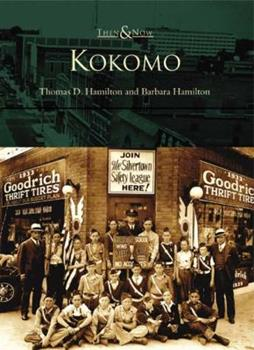 Kokomo - Book  of the  and Now