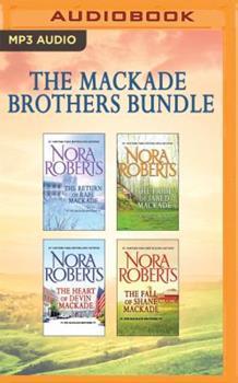 The return of Rafe MacKade / The pride of Jared MacKade / The heart of Devin MacKade / The fall of Shane MacKade. - Book  of the MacKade Brothers