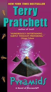 Pyramids 0061020656 Book Cover