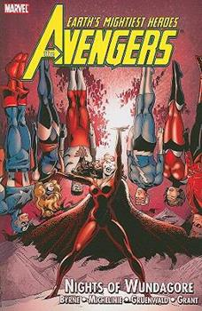 Avengers: Nights of Wundagore (Backpack Marvels) - Book  of the Avengers 1963-1996 #278-285, Annual