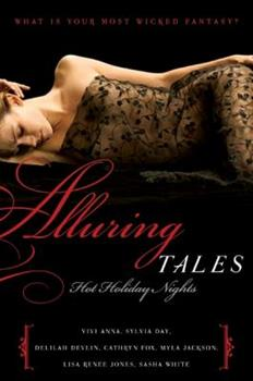 Alluring Tales: Hot Holiday Nights 0061463175 Book Cover