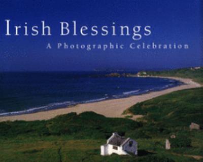 Hardcover Irish Blessings Book