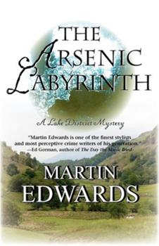The Arsenic Labyrinth 1590584740 Book Cover