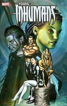 Young Inhumans - Book #7 of the Inhumans in Chronological Order