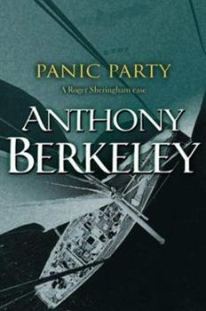 Panic Party 075510210X Book Cover