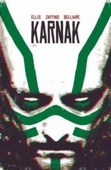 Karnak, Volume 1: The Flaw in All Things - Book #25 of the Inhumans in Chronological Order