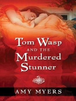 Hardcover Tom Wasp and the Murdered Stunner Book