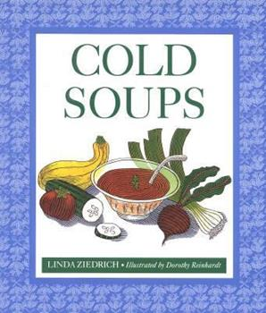 Paperback Cold Soups Book