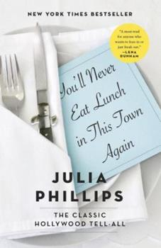 You'll Never Eat Lunch in This Town Again 0394575741 Book Cover