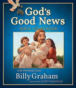 God's Good News Bible Storybook 0718006305 Book Cover