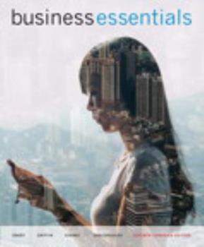 Hardcover Business Essentials, Seventh Canadian Edition (7th Edition) Book
